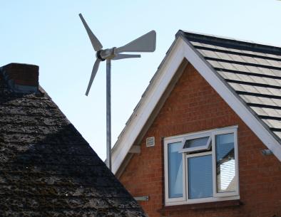 Personal Wind Turbine